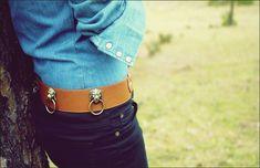 1da16077981b 26 Best DIY Belts Ideas for Everybody images
