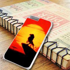 Lion King Hakuna Matata In Sunset iPhone 6 Plus|iPhone 6S Plus Case