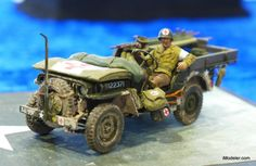 By Editor — It's time for armor review from the 2016 IPMS Scale Modelworld contest in Telford! The presented models are predomnanty in 1/35 scale. More armor modeling to follow soon. In the meantime, feel free to click on the link below to continue to: http://imodeler.com/2016/11/scale-modelworld-2016-models-11-diorama/...