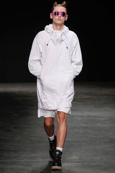 Christopher Shannon | Spring 2015 Menswear Collection | Style.com