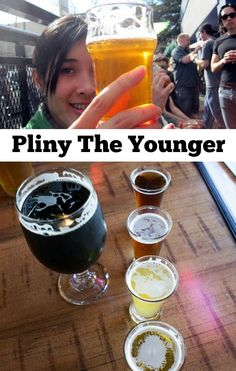 SERIOUS beer geeks visit Russian River Brewing Company for the annual release of Pliny The Younger.