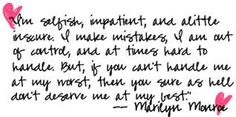 marilyn monroe quotes on love (3)