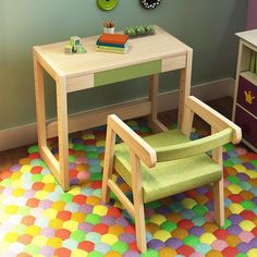 kids plastic table and chair set estink abc alphabet learn play