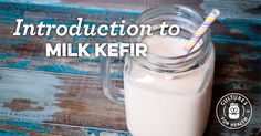 Ever wonder how to make delicious, authentic kefir at home? We have all the tutorials you need - from milk kefir to coconut kefir to raw milk kefir and dairy-free kefir. Kefir Probiotic, Best Probiotic, Kefir How To Make, How To Make Homemade, Kefir Yogurt, Kefir Milk, Smoothie, Kefir Culture, Kefir Recipes
