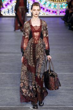 Kenzo / High Fashion / Ethnic & Oriental / Carpet & Kilim & Tiles & Prints & Embroidery Inspiration /