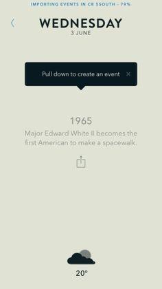 Moleskine Timepage – Calendar for iCloud, Google & Exchange Screenshots