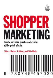 Shopper Marketing explores the subject of shopper marketing, which takes places in the store, aiming to turn shoppers into buyers, at the point of purchase. The goal of shopper marketing is to…  read more at Kobo.