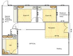 optometry floor plans my blog about may2018 calendar portfolio