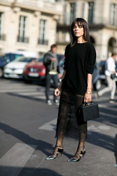 Charling Paris Street Style