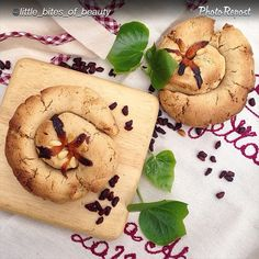 """Scrumptious Paleo Scrolls """"One more shot  of Apricot Pecan rolls that are grain-free and can be done nut-free as well as they don't have any nut flour or nut butter."""