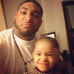 Devon Still shares photos with his daughter Leah-The bengals cut defensive tackle Devon Still, a two year veteran, two weeks ago. But the team kept Still on the practice squad to help him keep health insurance, which is significant because his 4 year old daughter, Leah is stricken with cancer. Leah suffers from Stage 4 cancer. she's been given a 50-50 change of survival. Still had played 18 games over the pass 2 seasons for Cincinnati,