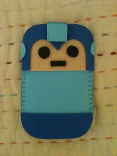 Megaman mobile case by ~anapeig