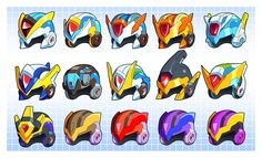Helmet Upgrades by ultimatemaverickx on DeviantArt