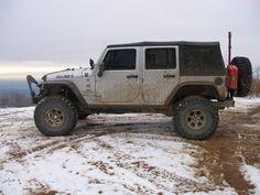 Lifted 4 door JK's Only! - Page 83 - JeepForum.com