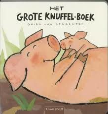 The Cuddle Book Guido van Genechten 0060753064 9780060753061 Everybody likes a good cuddle--but not all cuddles are the same. Sweet, simple text and bright, bold, beautiful art combine in this enchanting picture book, perfect for This Little Piggy, Little Pigs, Pig Art, My Funny Valentine, Spanish Activities, Cute Pigs, Children's Book Illustration, Book Illustrations, Story Time