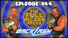 This week Brandon & Pete review WWE Backlash 2016, discuss the new WWE PPV format, find out who walking out with the new SmackDown! titles, and argue over the finish for the WWE World Heavyweight Championship! Find more at TheFullNelsonPress.com, & find us on YouTube!