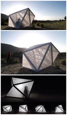 x studio constructs peaceful cactaceae enclosure in mexico