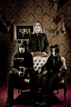 Formed in 2006 as an audio accompaniment to Mötley Crüe bassist Nikki Sixx's autobiography The Heroin Diaries, hard rock band Sixx: A. Start Listening on Slacker. Nikki Sixx, Rock Music, My Music, Hurt Lyrics, Sixx Am, Free Internet Radio, Renaissance Men, My Favorite Music, Music