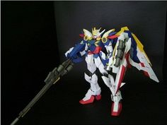 XXXG-00W0 Wing Zero Gundam ver. Ka