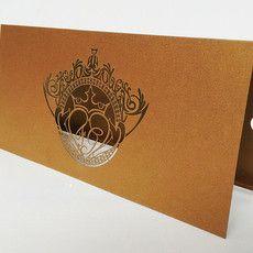 Encarte para Convites