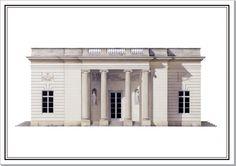Louveciennes | Architectural Watercolors