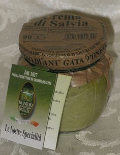 Crema di Salvia