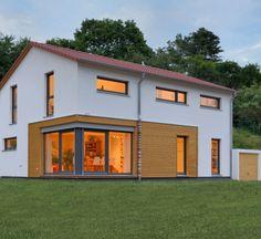 Drinnen gemütlich machen wenns draußen stürmt | Haus Krug | WEISS Holzhaus