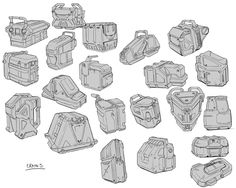 What do you think crates will look like in the future of reality? - Polycount Forum