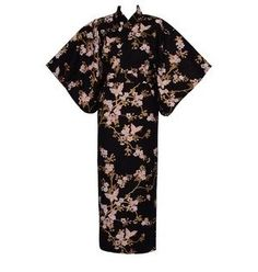 Shop for your Japanese kimonos, yukata and happi coats online. Japanya stocks cotton gowns in a wide range of sizes and colours to suit both men and women. Cotton Gowns, Cotton Kimono, Japanese Outfits, Yukata, Japanese Kimono, Kimono Fashion, Cherry Blossom, Butterfly, How To Wear