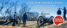 Special Savings on Civil War Themed Cruises