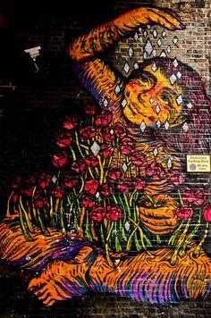 London Street Art 21 (by abhenna). street art 000