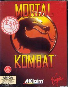 Mortal Kombat - Amiga 500