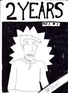 Peace Corps inspired web comic