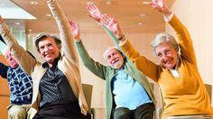 ¿Cuáles son los beneficios del ejercicio en la tercera edad? http://dominical.cc/1FLqqcG