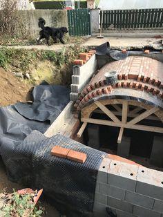 Cellar- Погріб Cellar - in 2020 Underground Shelter, Underground Homes, Root Cellar, Wine Cellar, Casa Bunker, Brick Construction, Brick Architecture, Earthship, Brick And Stone