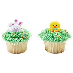 Duck and Bunny Rings