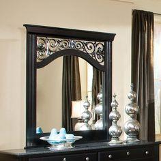 Arbouet Rectangular Dresser Mirror