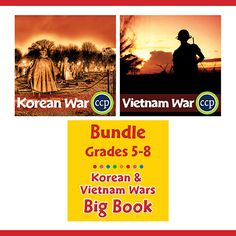 Your students will gain a concrete understanding of the causes and outcomes of the Korean War sometimes called The Forgotten War and the controversial Vietnam War where over 1.4 million military personnel were killed and with an estimated civilian fatality of over 2 million.