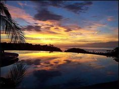 Costa Rica Beach/Sunset.