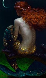 mermaid art - Google Search