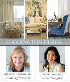 E-interior design with Codding Design.