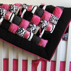 Make this puff quilt with a kit!  @honeybear lane
