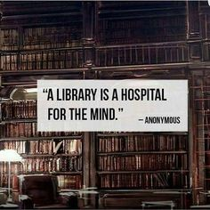 regram @tabathapope_librarian #truth #libraries