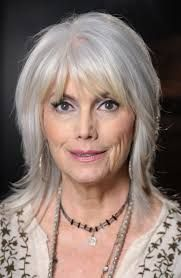 Image result for short hair for thin grey hair