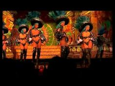 Moulin Rouge Show Paris HD (Long Version)