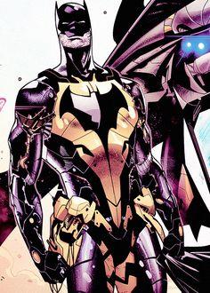 Dick Grayson | Batman in Earth 2: Society #05
