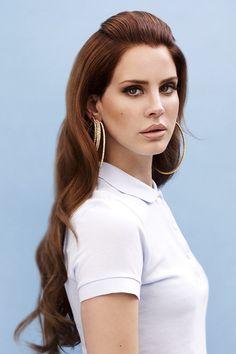 Lana del Rey hair color and style❤ Trip Hop, Madonna, Divas, Elizabeth Woolridge Grant, Elizabeth Grant, Queen Elizabeth, Indie, Lana Del Ray, Grunge Hair