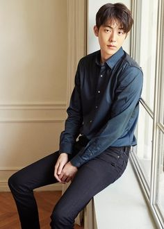 "180917 Nam Joo Hyuk's Interview for ""The Great Battle"" movie Nam Joo Hyuk Smile, Nam Joo Hyuk Cute, Nam Joo Hyuk Abs, Nam Joo Hyuk And Lee Sung Kyung, Korean Star, Korean Men, Running Man, Nam Joo Hyuk Wallpaper, Jong Hyuk"