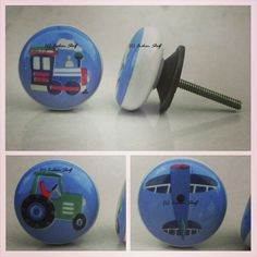 #car #plane #tractor #ceramic #knob. Check our our complete collection at https://www.indianshelf.com/category/knobs-handles/. We do cash on delivery as well in India.