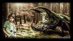 Escaravelho Photoshop Digital Art  by Man4orion.deviantart.com on @DeviantArt
